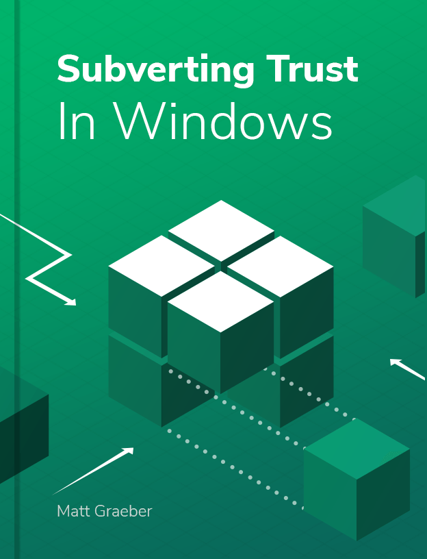 Subverting Trust in Windows